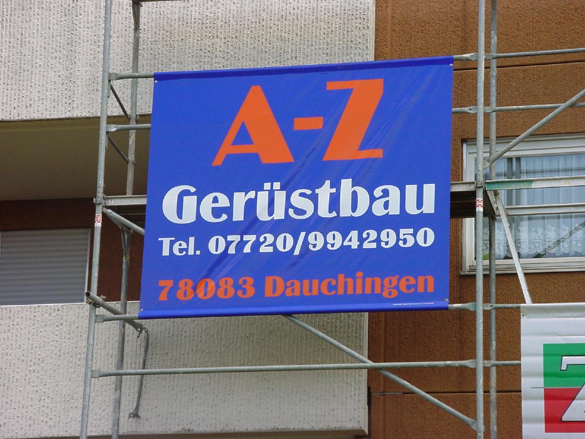 A-Z Gerüstbau