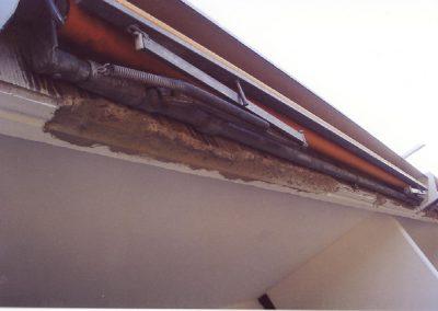 Betonsanierung - Typische Schäden am Beton - hier bei einem Balkon