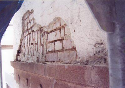 Fassadensanierung: Außenputz