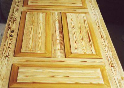 Holztür erneuern