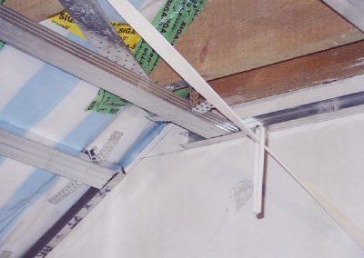 Dachgeschossausbau mit Trockenbauweise